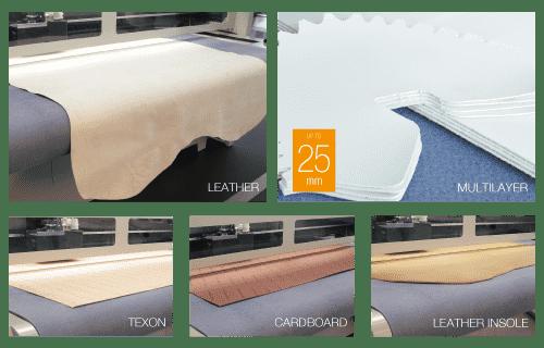 EPC 18 PRO materials